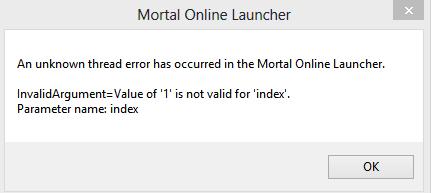 Fix key-bindings please?   Mortal Online Forums