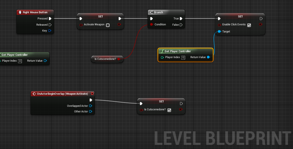 How to disable right click temporarily? - UE4 AnswerHub