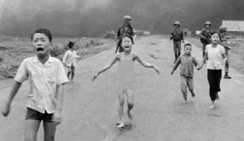 ピュリッツァー賞を受賞した写真も児童ホルノ法案の対象になってしまうのか? 8