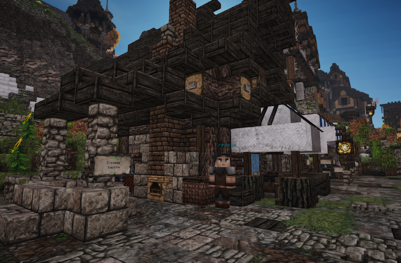 Starter Guide | Medieval & Fantasy Minecraft Roleplaying