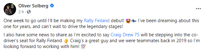 World Rally Championship: Temporada 2021  - Página 37 Ea3f74ae09aca21d2698b74fdf6a2dbc