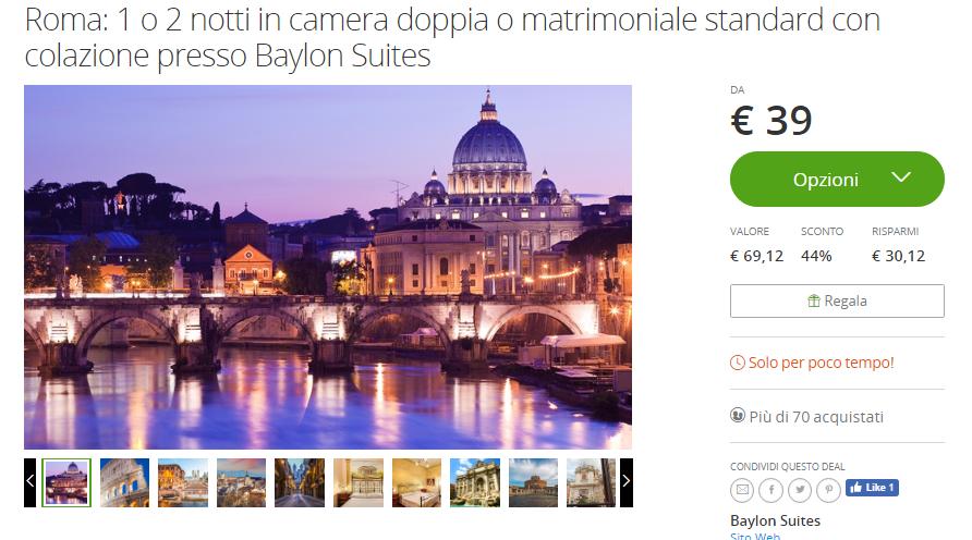 Groupon Roma: Coupon Viaggi | SPA | Hotel di Lusso da 29 ...