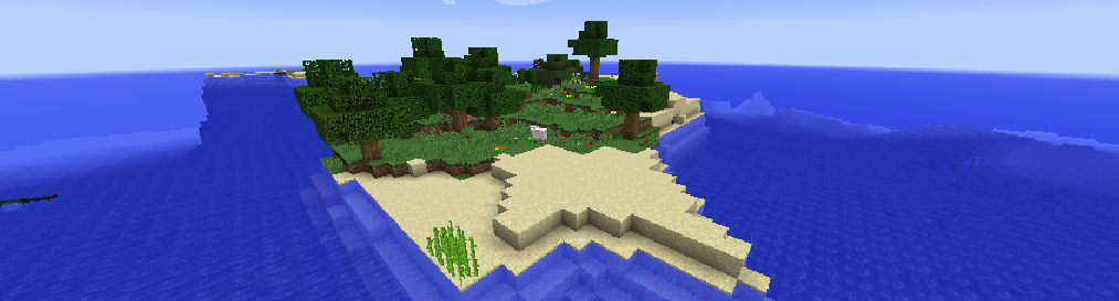 Survival Island [HARDCORE] 1.8.1 {Map Download} - Maps - Mapping and ...