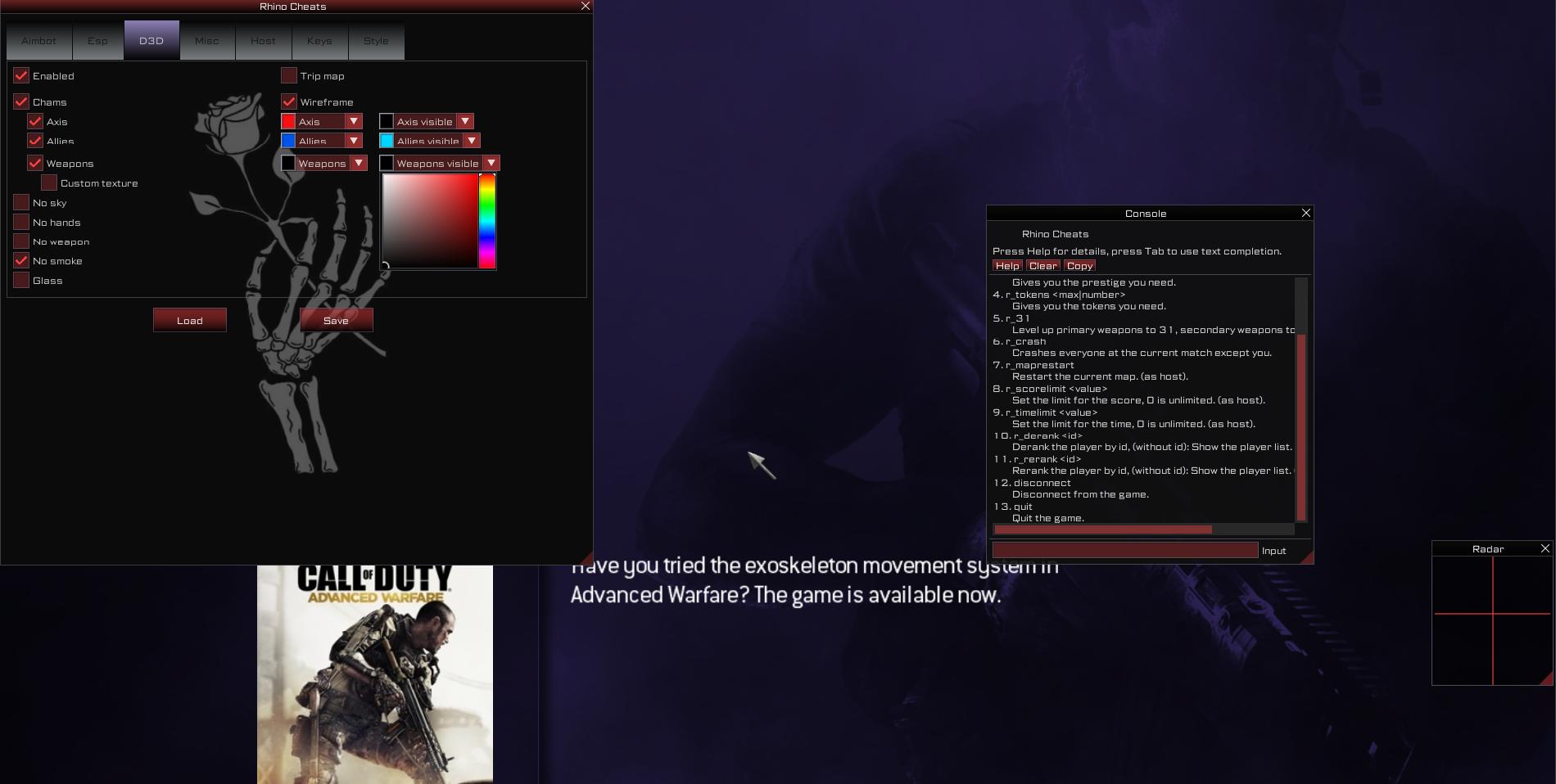 Release - Modern Warfare 3 Hack 2019 Undetected Aimbot/ESP/Host