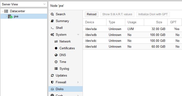 Настройка ZFS в Proxmox | IT Traveler