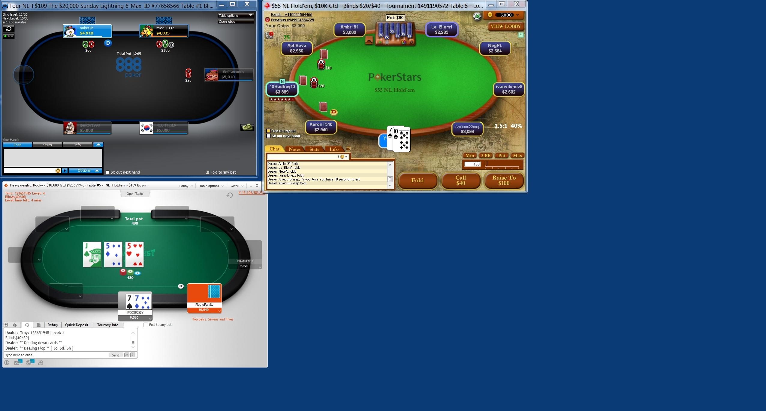 Yugiohpro poker stars