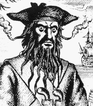 5 most terrifying pirates from history pirate show cancun