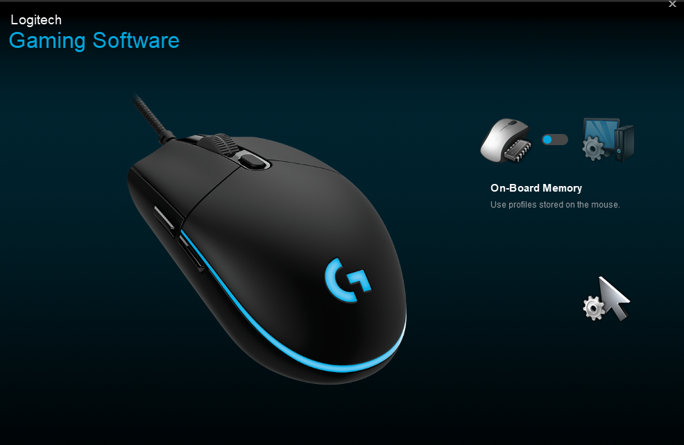 Logitech G Pro Mouse Keybinds To The Sidebuttons Issue
