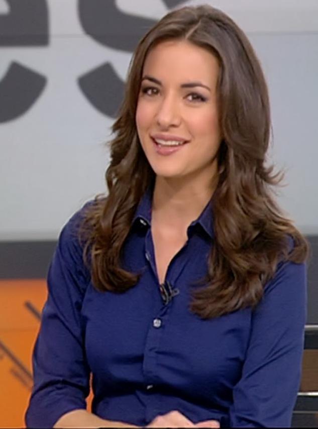 Esther vaquero presentadora antena 3 for Antena 3 espejo publico hoy