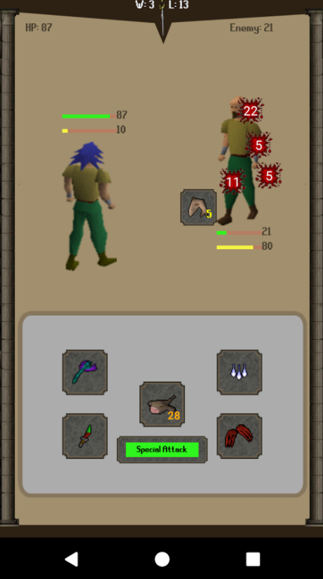 how to play osrs on android