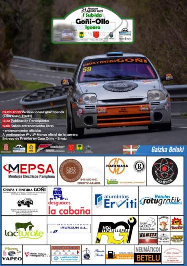 Campeonatos de Montaña Nacionales e Internacionales (FIA European Hillclimb, Berg Cup, MSA British Hillclimb, CIVM...) - Página 30 F253de635786ea5c389eee1b4d9325ed