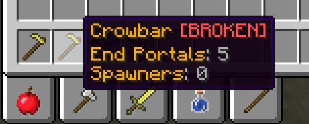 NULLED - Crowbar - Wrench & Silk Spawners HCF Alternative | DL