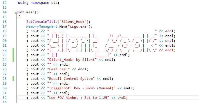 Help] ASCII Art Problem: