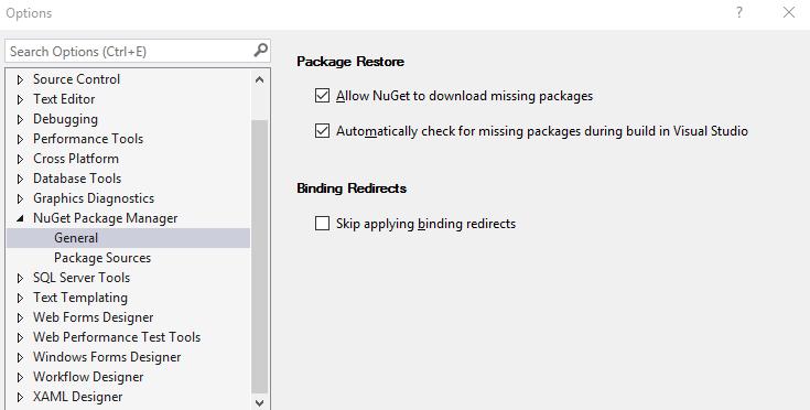 nuget-download-options