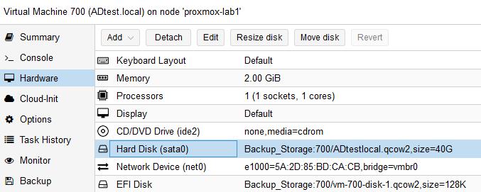 Перенос виртуальной машины из Hyper-V в Proxmox (KVM) | IT Traveler