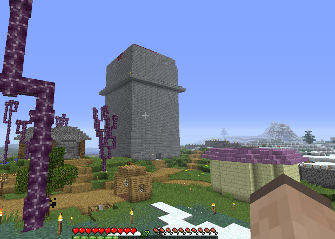 We have this mob grinder on my SMP, any ideas what we should