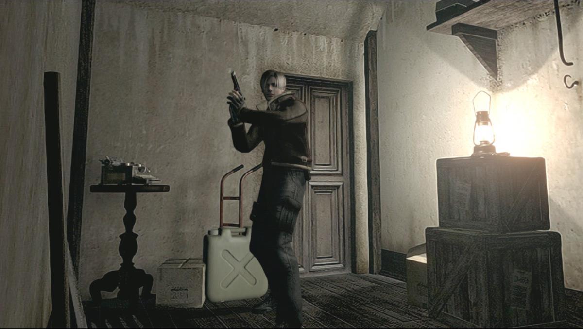 Resident Evil HD Remaster  OT  Rediscover the evil    NeoGAF