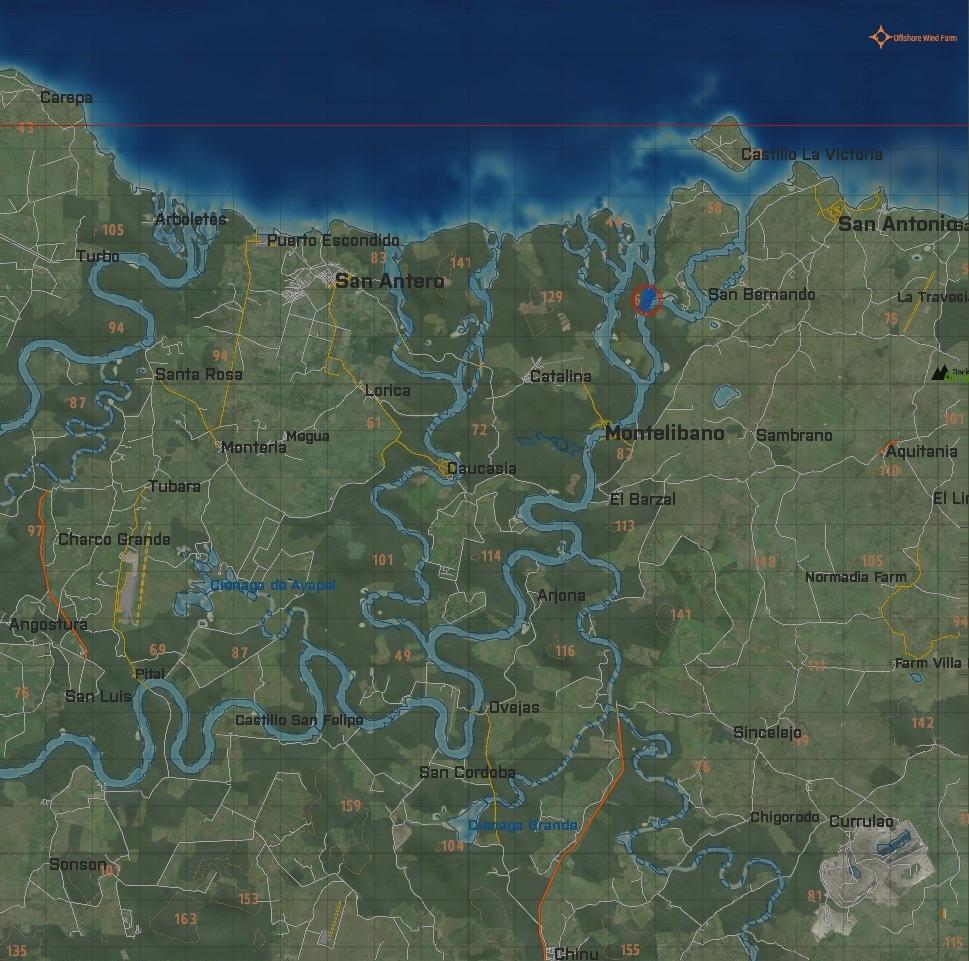 MAP全体図