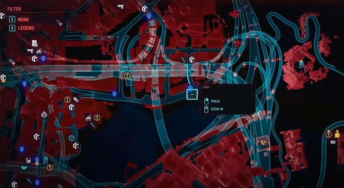 plan armadillo cyberpunk 2077