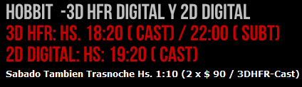 Salida al Cine: Hobbit Battle of 5 Armies [2/1/2015] Fc832e95c897640c274c43afc6873523