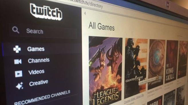 Twitch es una de las páginas punteras en cuanto a streaming de videojuegos