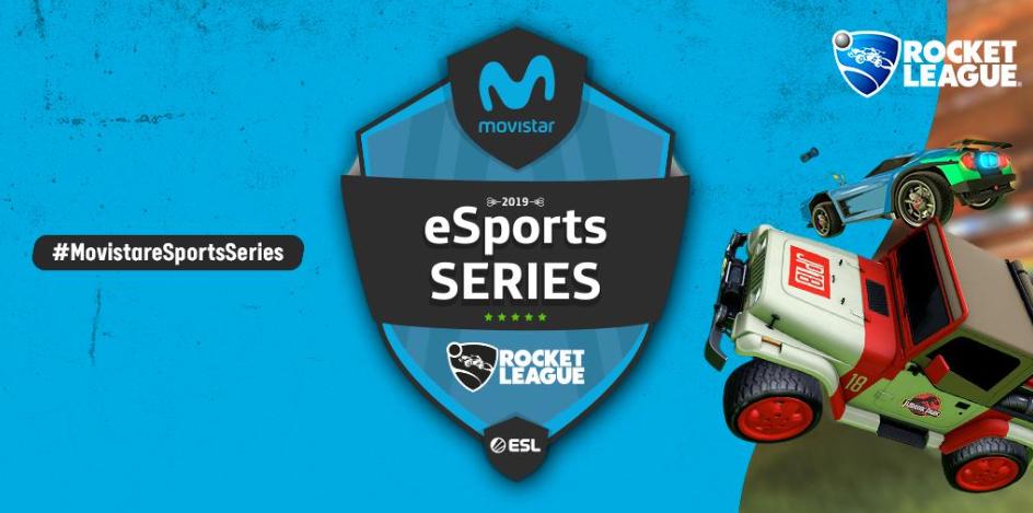 La Movistar eSports Series ha servido de escaparate del gran nivel de Rocket League que hay en España.