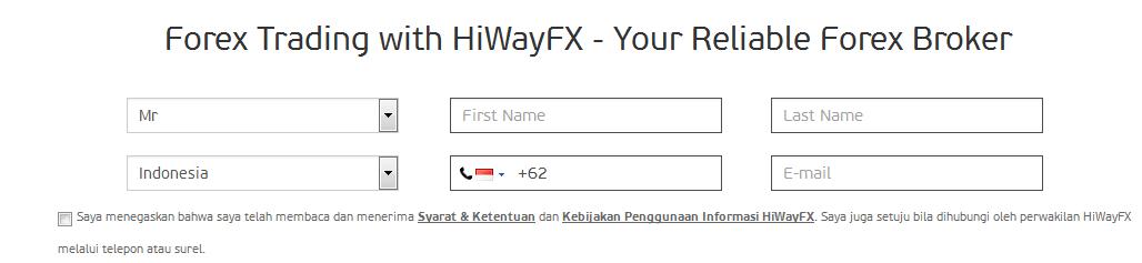 Berdagang dengan forex