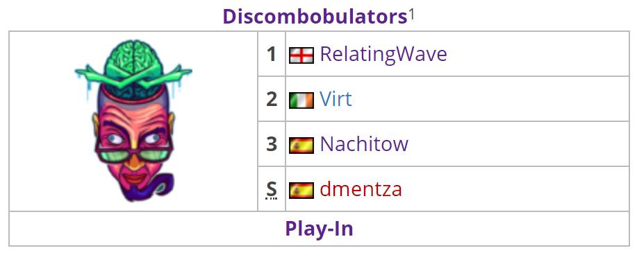 Discombobulators, conjunto del que forman parte Nachitow y Dmentza.