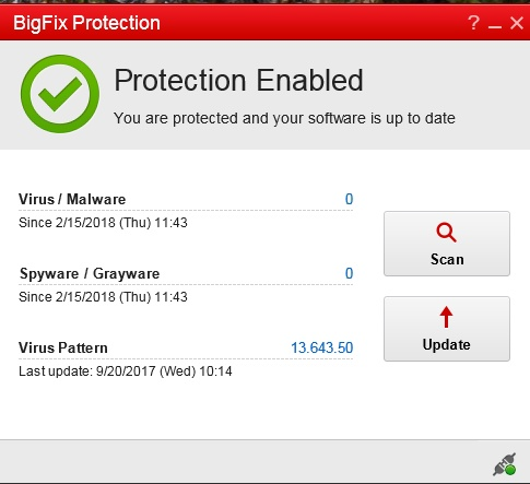 Trend Micro Manually Update Patch - Customizations - BigFix